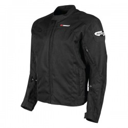 JOE ROCKET JRC ATOMIC JACKET BLACK/BLACK