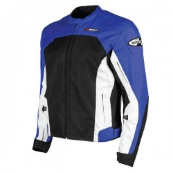 JOE ROCKET's ATOMIC JACKET BLUE/BLACK