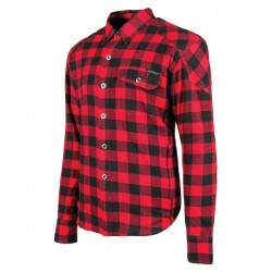 Joe Rocket's JRC MISSION Moto Shirt RED/BLACK
