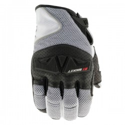 JOE ROCKET - TRANS CANADA MESH GLOVES Black/ Grey