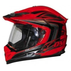 Rush SFX Adventure RED Helmet