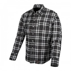 BLACK NINE™ Moto Shirt Black / Grey - BY Speed & Strength