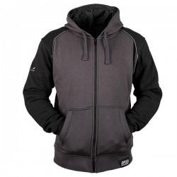 CRUISE MISSILE™ ARMORED HOODY CHARCOAL by Speed & Strength