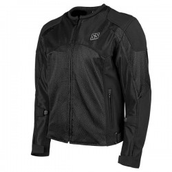 Speed and Strength - MIDNIGHT EXPRSS MESH Jacket BLACK