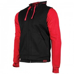 BIKES ARE IN MY BLOOD® VEST/HOODY Red by speed & Strength