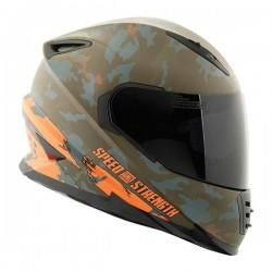 STRAIT SAVGE SS1600 Orange / Green