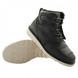 DARK HORSE™ LEATHER BOOTS BLACK - BY speed & Strength