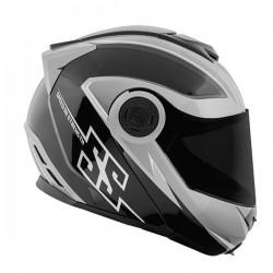 SS1710 SPLIT DECISION™ Modular Helmet Black /Grey