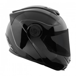 SOLID SPEED™ SS1710 MODULAR HELMET GLOSS-BLACK