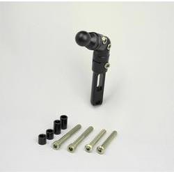 Control mount kit