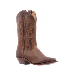 Boulet 's Mens Cowboy Toe Boot 1867