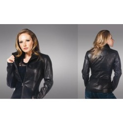 Fashion Leather Jacket WBL1017