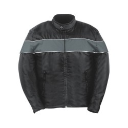 Light weight jacket Black/grey