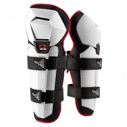 OPTION KNEE/SHIN GUARD -White