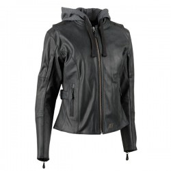 DIVA Womens LEATHER JACKET - By Joe Rocket