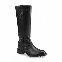 Martino Women's Elise Black Waterproof Knee-High Boot