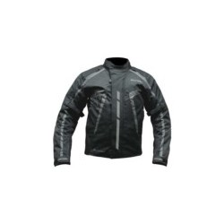 Montreal textile short jacket black by oxford