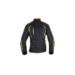 Oxford Products Subway 2.0 Jacket black/ hi vis