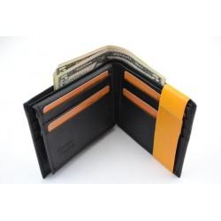 Mens Bi fold wallet 14011