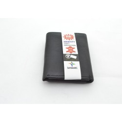 RFID Mens Trifold Wallet 12000