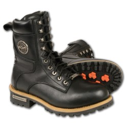 Men's Logger Boot w/ Lace to Toe Design