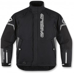 JACKET COMP 8 RR BLACK SM
