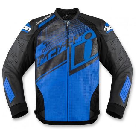 ICON - Hypersport PRIME HERO Jacket BLUE