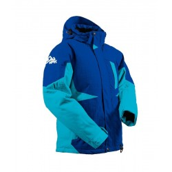 HMK - Women DAKOTA snow jacket BLUE