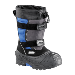 BAFFIN EIGER YOUTH BOOT YOUTH BLACK/BLUE