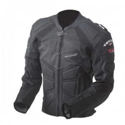 Teknic's MERCURY Perforated Leather jacket