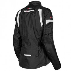 JOE ROCKET LADIES BALISTIC JACKET BLACK/BLACK