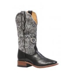 Boulet Ladies wide square toe boot 4190