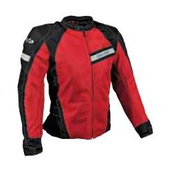 Joe Rocket WOMENS Cleo 12.0 MESH JACKET RED