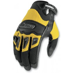 Twenty-Niner Gloves YELLOW by ICON