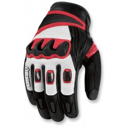 Compound Short Gloves RED - by ICON