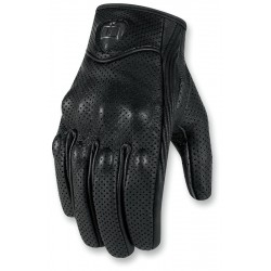 ICON PURSUIT TOUCH BLACK GLOVE