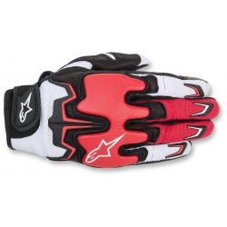 Alpinestars - FIGHTER Glove White / Red/ Black