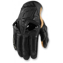 ICON -Hypersport Short Gloves STEALTH