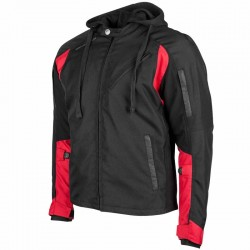 Speed & Strength's - FAST FORWARD™ JACKET RED / BLACK