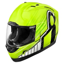ICON - Alliance Overlord Helmet Hi Viz