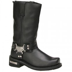 Women's 11″Inch Classic Harness Square Toe Boot