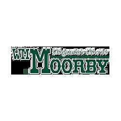 """Men's WM. Moorby footwear 2819 Black Loggertan 6"""" quarters - Unlined - Vibram Christy Sole"""
