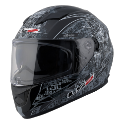 Stream full face helmet Anti-Hero- LS2