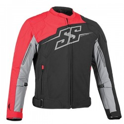HAMMER DOWN™ JACKET Red/BLACK - by Speed & Strength