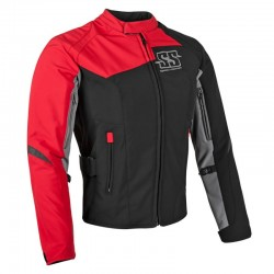 BACKLASH™Ladies SOFTSHELL JACKET Red