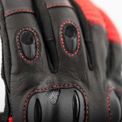 POWER AND THE GLORY™ gloves Red Speed & Strength