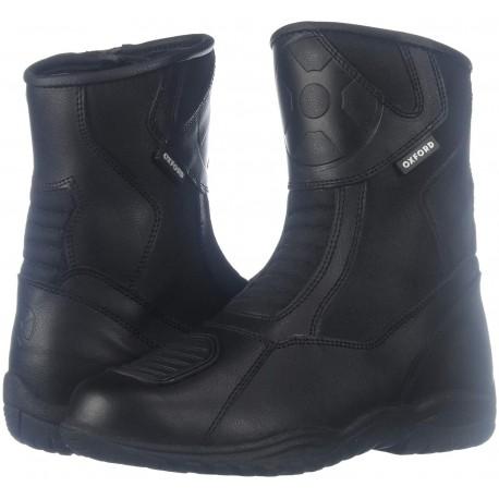 Cheyenne mens boot black