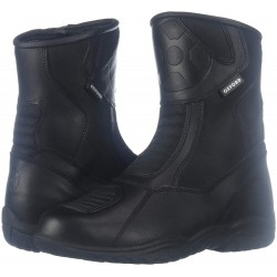 Cheyenne mens boot black