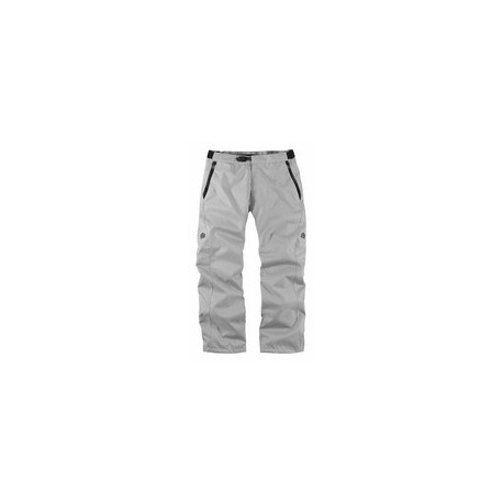 Icon Device Textile Motorcycle Overpants - Silver