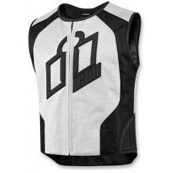 Icon - Hypersport Prime Vest White
